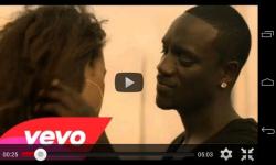 Akon Video Clip screenshot 5/6