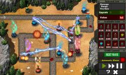 Hell Fire-Tower Defense II screenshot 4/4