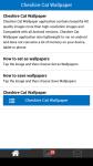 Cheshire Cat Wallpaper screenshot 1/6