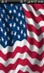 USA Flag Animated  screenshot 1/3