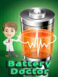 Battery Doctor Apps Free screenshot 1/1