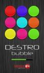 Destro Bubble screenshot 1/5