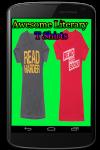 Awesome Literary T Shirts screenshot 1/3
