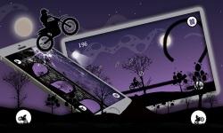 Dark Moto Race : Black Night Bike Racing Challenge screenshot 5/6