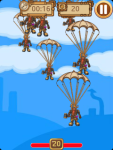 Dwarf Troops Shot - Flying Challenge screenshot 2/3