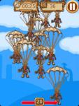 Dwarf Troops Shot - Flying Challenge screenshot 3/3