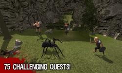 Darkness Spider Sim 3D screenshot 1/5