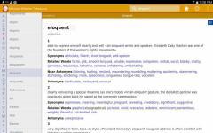 Dictionary  M W Premium new screenshot 4/6