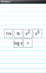 PaperCalculator for Android screenshot 2/2