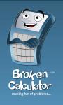 The Broken Calculator - Trial screenshot 1/4