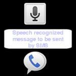 SpeakSMS screenshot 1/1