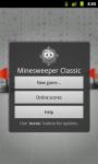 Minesweeper Classic / Mines screenshot 1/3
