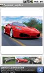 Awesome Sport Cars screenshot 3/3