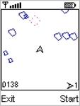 Asteroids V1.03 screenshot 1/1