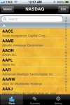 StockBrowser screenshot 1/1