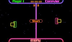 Space Ping Pong Match screenshot 1/4