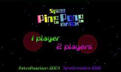 Space Ping Pong Match screenshot 4/4