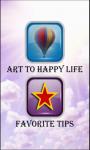 Arts To Happy Life screenshot 1/3
