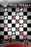 Table Checkers HD screenshot 1/1