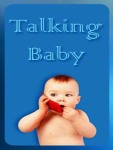 Talking Baby Free screenshot 1/4