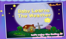 The Weather by BabyBus screenshot 1/5