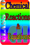 Class 10 - Chemical Reactions and Equations screenshot 1/3