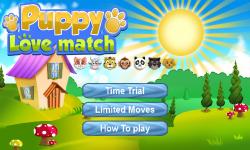 Puppy Love Match screenshot 1/6