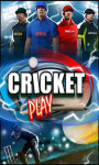 Cricket Play - Free screenshot 1/4