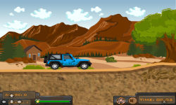 Off Road Jeep Hazard screenshot 4/4