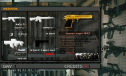 Street Gunfire-Sniper Shooting screenshot 2/4