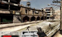 Street Gunfire-Sniper Shooting screenshot 3/4