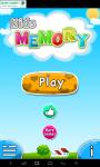 Kids Memory Sea screenshot 1/6