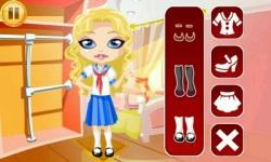 School Dress Up screenshot 1/6