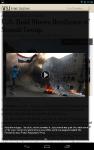 Wall Street Journal News Reader Lite screenshot 5/5