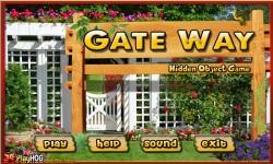 Free Hidden Object Games - Gate Way screenshot 1/4