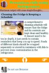 Precautions while using Refrigerators screenshot 1/3