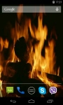 Fireplace Video HD Live Wallpaper screenshot 4/4