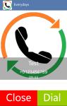 Hong Missed Call Reminder screenshot 6/6