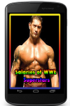 Salaries of WWE Superstars screenshot 1/3