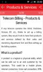 Learn Telecom Billing screenshot 2/3
