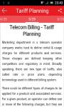 Learn Telecom Billing screenshot 3/3
