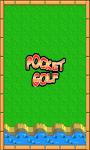 Pocket Golf 1 screenshot 1/6
