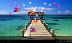 Romantic Beach Live Wallpaper Free screenshot 2/5