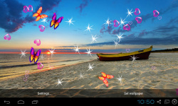 Romantic Beach Live Wallpaper Free screenshot 4/5