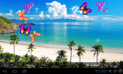 Romantic Beach Live Wallpaper Free screenshot 5/5