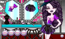 Monster High Elissabat Haircuts screenshot 2/4