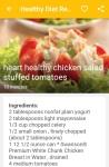 Healthy Diet Recipes screenshot 5/6