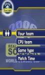 Real _Soccer 2006 World _League Cup screenshot 6/6