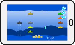 Crazy Submarine Energy screenshot 5/6