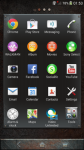 Xperia thema Rusty select screenshot 2/5